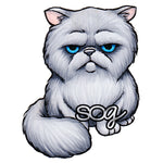 Angry Persian Digi Stamp