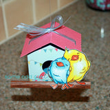 Birds of Love Digi Stamp, SomeOddGirl - 7