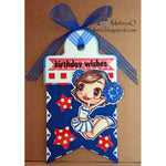 Cheerleader Kaylee Digi Stamp, SomeOddGirl - 3
