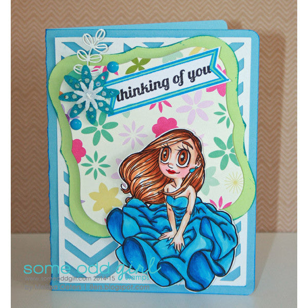 Breezey Mae Digi Stamp, SomeOddGirl - 6