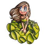 Breezey Mae Digi Stamp, SomeOddGirl - 1