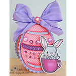 Teacup Bunny Digi Stamp, SomeOddGirl - 3