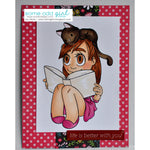Book Buddies Tia Digi Stamp