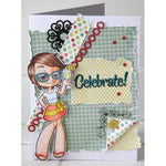Cheers Kaylee Digi Stamp, SomeOddGirl - 3