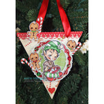 Santa's Helper Tobie Digi Stamp, SomeOddGirl - 2