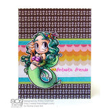 Sea Song Mae Digi Stamp, SomeOddGirl - 3