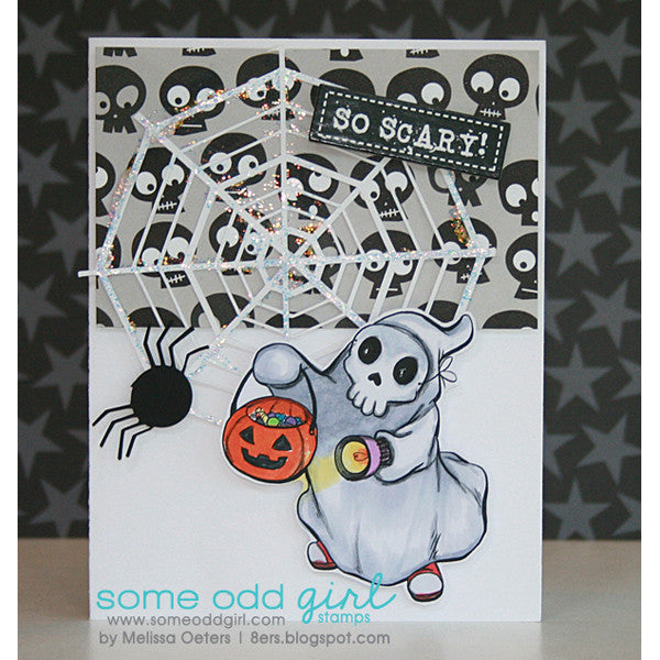 Ghost Digi Stamp, SomeOddGirl - 2