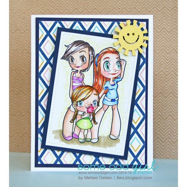 Summer Kaylee Digi Stamp, SomeOddGirl - 4