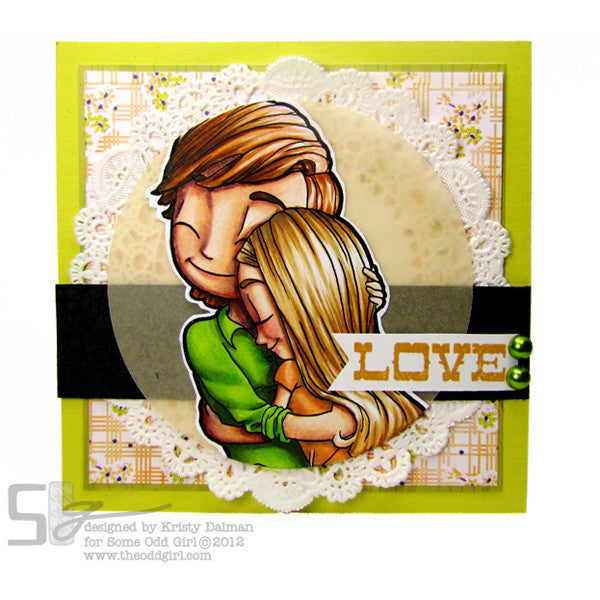 Squeezey Hugs Digi Stamp, SomeOddGirl - 2