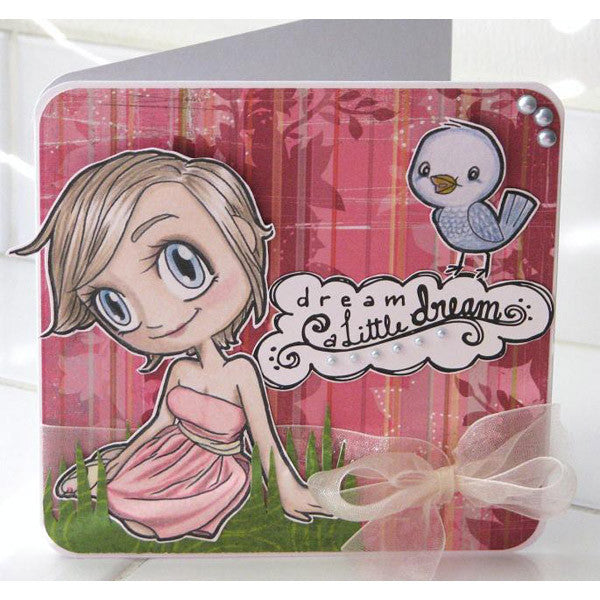 Lazy Day Kaylee Digi Stamp, SomeOddGirl - 2