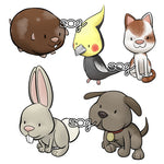 Mini Pets Digi Stamp Set