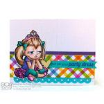 Pouting Princess Tia Digi Stamp, SomeOddGirl - 2