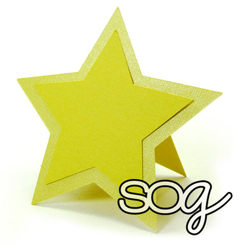 Cut File: Star Card Base, SomeOddGirl