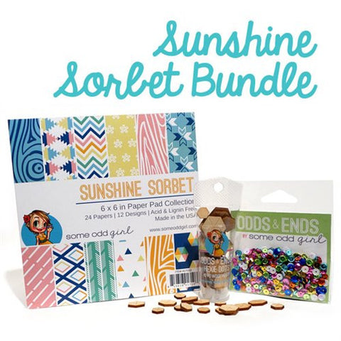 Sunshine Sorbet Bundle, SomeOddGirl
