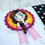 Sweet Mae Digi Stamp, SomeOddGirl - 6
