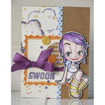 Chill Kaylee Digi Stamp, SomeOddGirl - 2