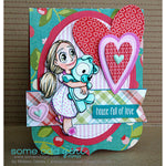 Tia Bear Digi Stamp