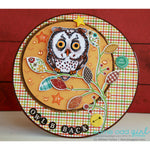 Tired Owl Digi Stamp, SomeOddGirl - 5