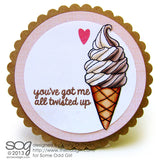 Sweet & Salty Clear Stamp, SomeOddGirl - 4