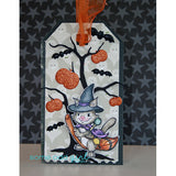 Cat Wizard Digi Stamp, SomeOddGirl - 2