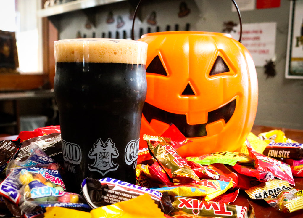 Halloween Candy and Beer Pairings