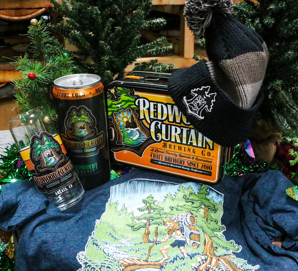 Redwood Curtain Brewing Co.'s Holiday Wish List
