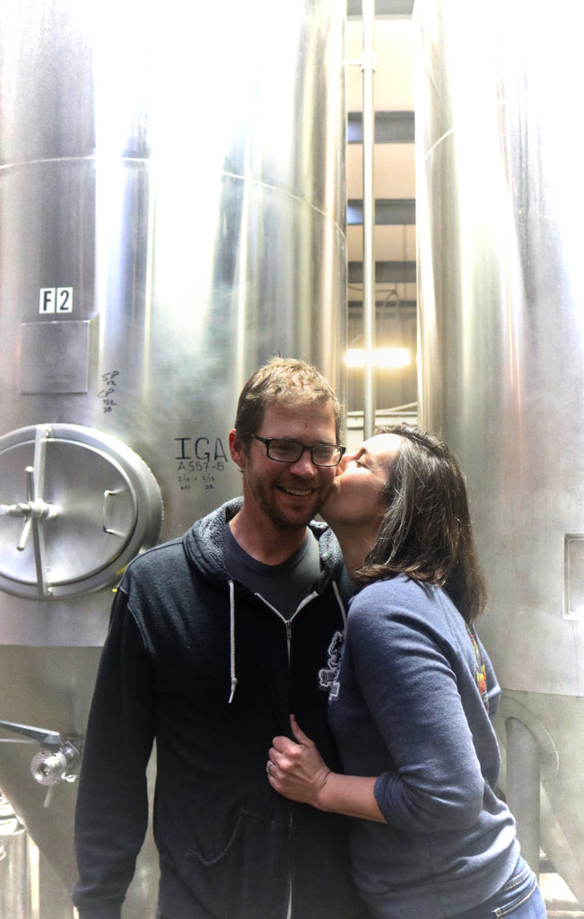 Meet the Team Valentine's Day Edition:  Dan & Kara Benett