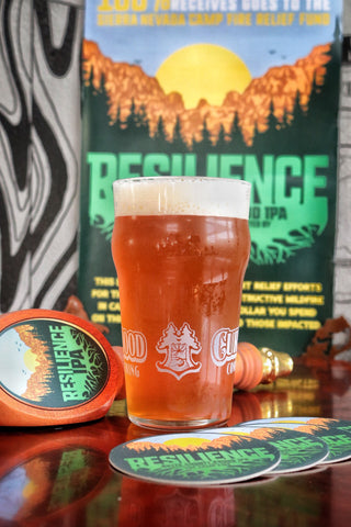 Redwood Curtain Brewing Company's Resilience India Pale Ale