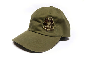 Low Profile Hat with Crest