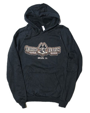 Men's Hooded Horizontal Logo Sweatshirt