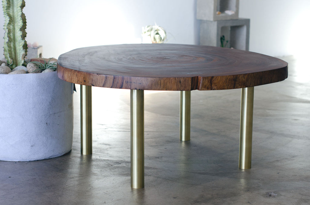 Parota Tea & Coffee Table