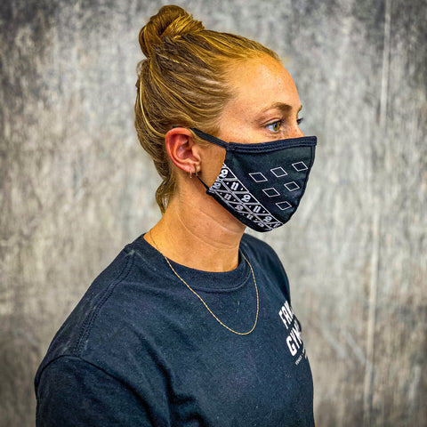 DEUCE Diamond Face Mask