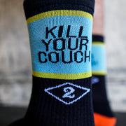 Kill Your Couch Socks