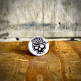 DEUCE Gym Skull Pin