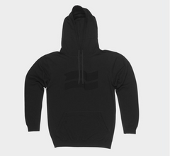 STR/KE MVMNT Keeper Hood - Variable Flag Black
