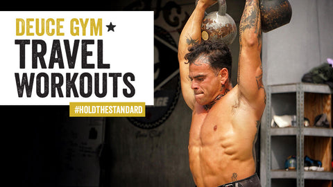 Deuce Gym's Travel Workout eBook