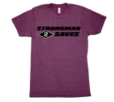 Strongman Saves Tee