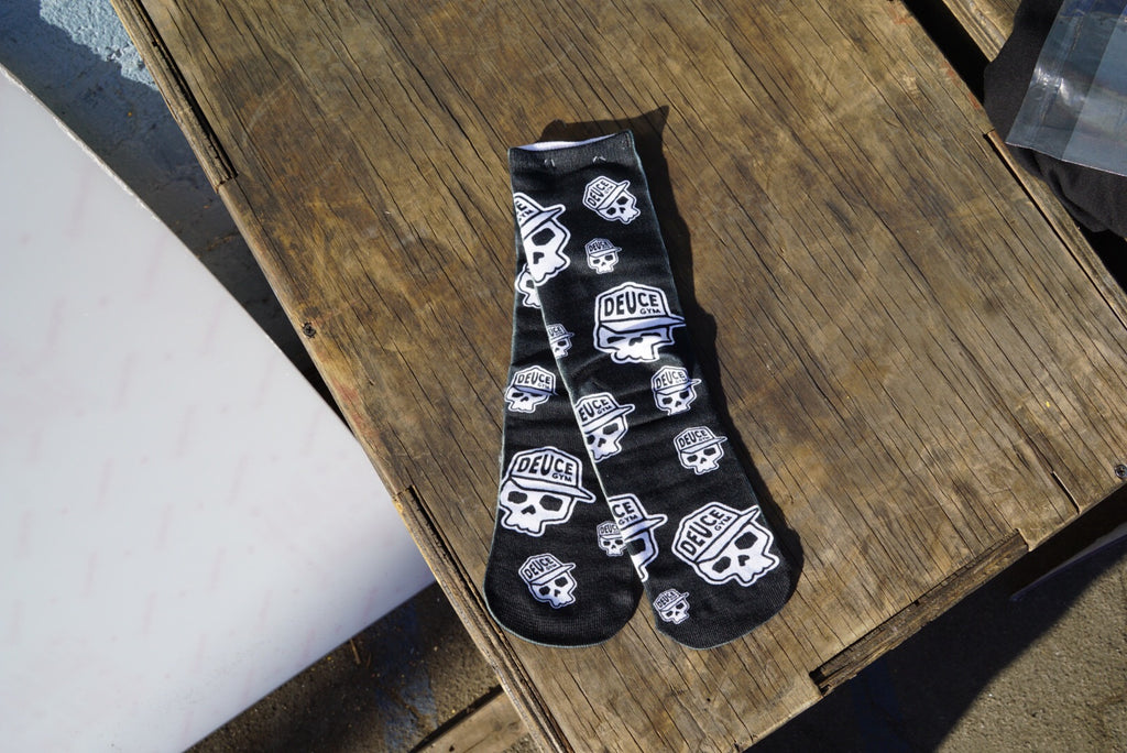 Skull Socks (The Sunday Sock)