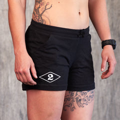 STR/KE MVMNT Women's Fold Short (Phantom)