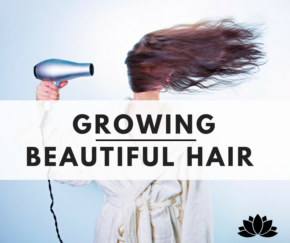 Growing Beautiful Hair with Chinese Medicine