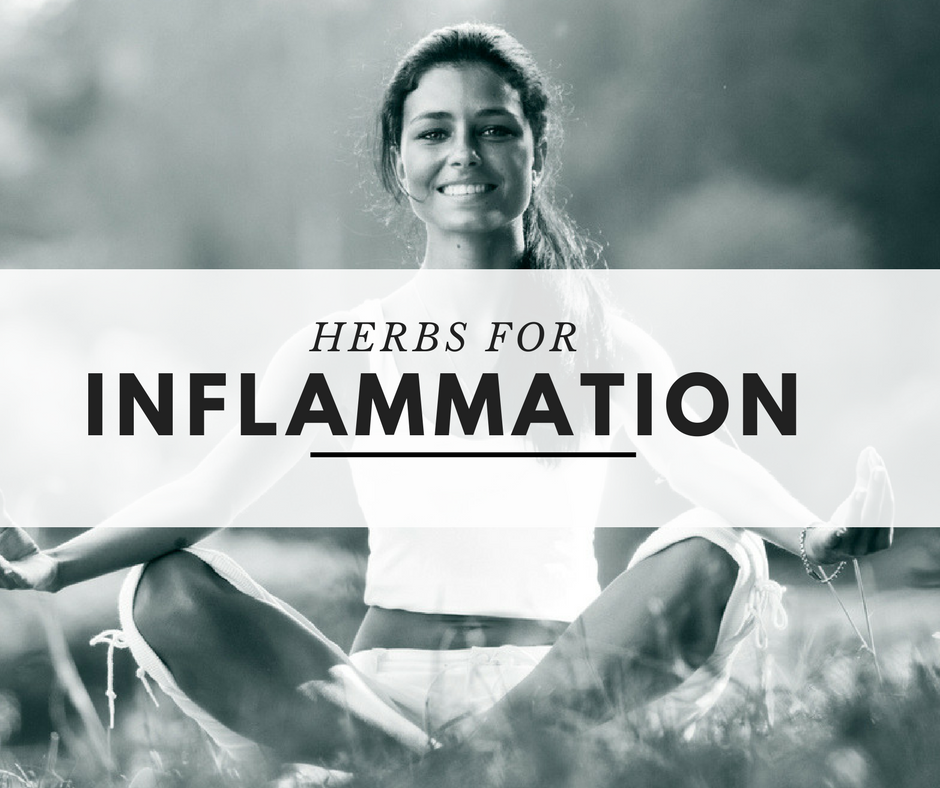 What are The Best Herbs to Take for Inflammation?