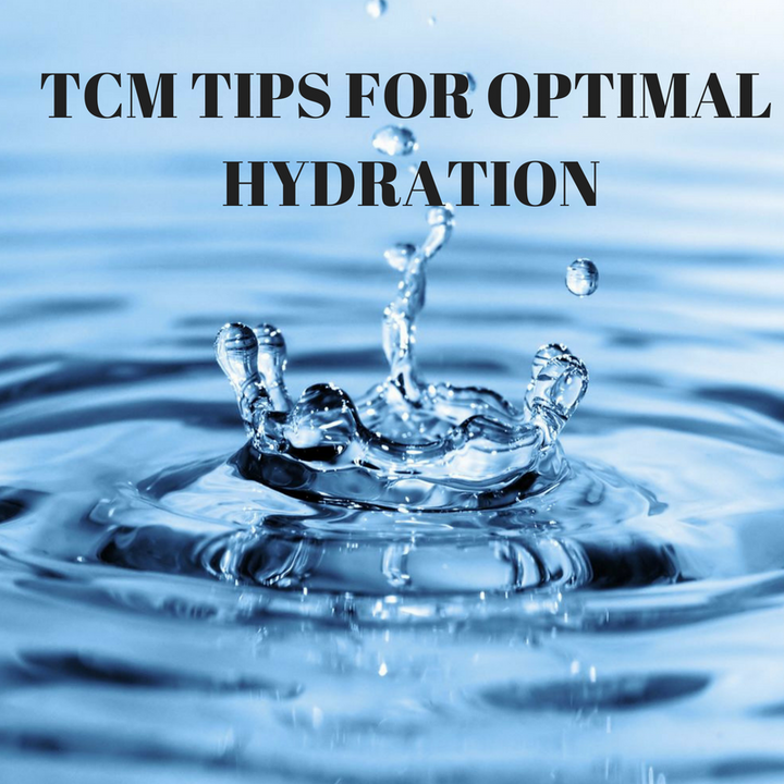 Hydrate the Right Way: TCM Hydration Tips