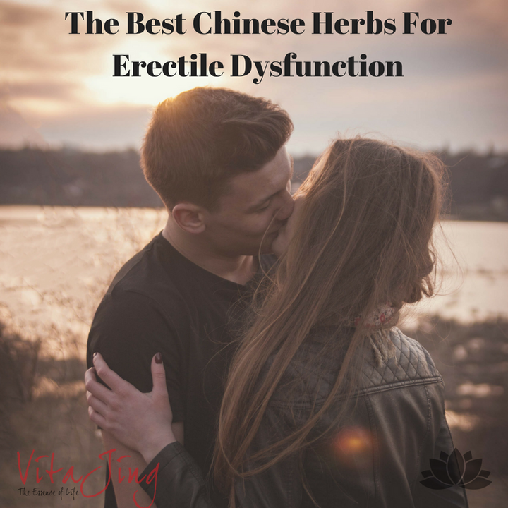 The Best Chinese Herbs for Erectile Dysfunction