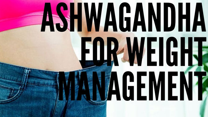 Ashwagandha For Healthy Weight Management