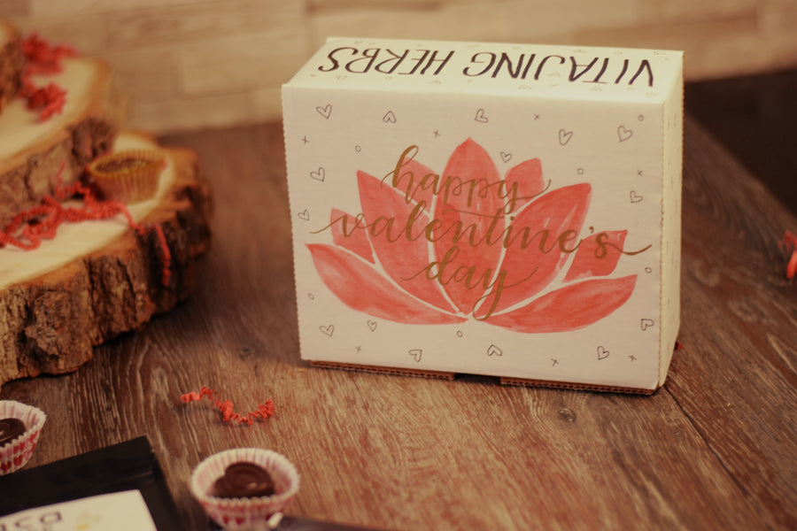 VitaJing Valentine's Day Love Box