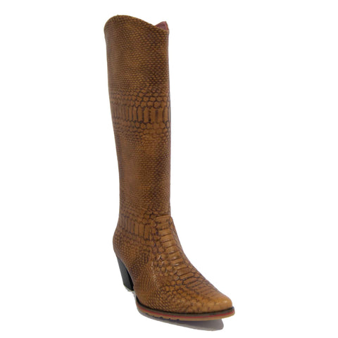 Cheyenne Tall Leather 4