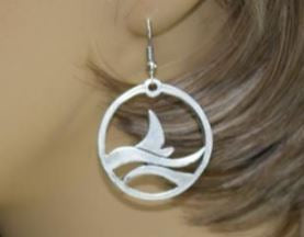 Water Wave Earrings