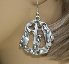 Abstract Turkish Earrings