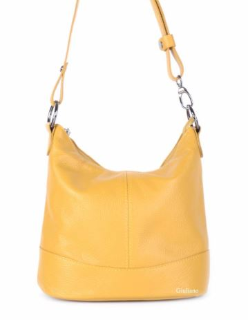 Adjustable Length Italian Shoulder Bag