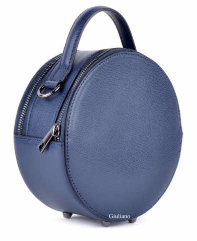 Adorable Round Italian Handbag